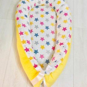 Cosulet bebelusi cu stelute colorate