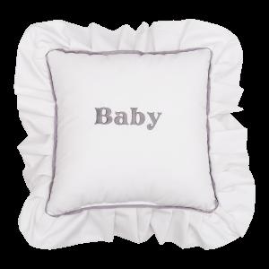 Pernuta decorativa personalizata pentru bebelusi si copii